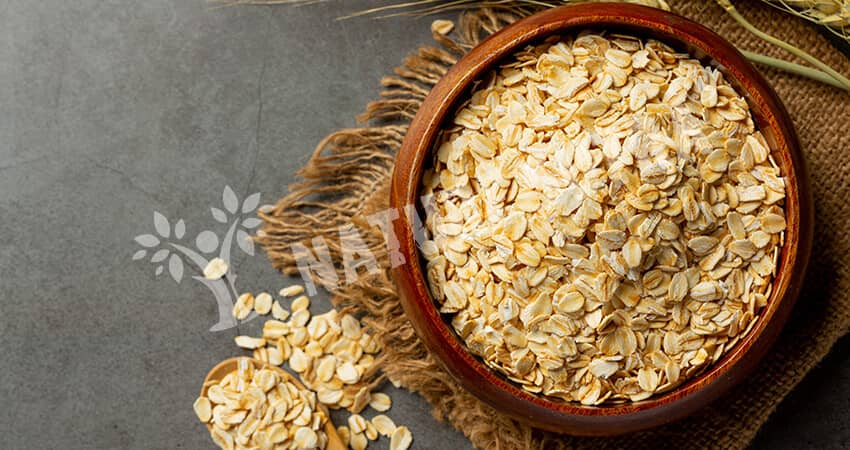 Oats- A Cereal-Based High Protein Food
