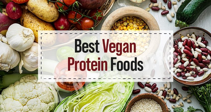 Top Sources of Vegan Protein: Best Plant-Based Protein Sources