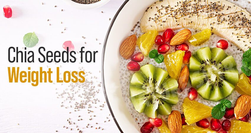 Chia Seeds for Weight Loss: Facts About Chia Seeds Nutrition