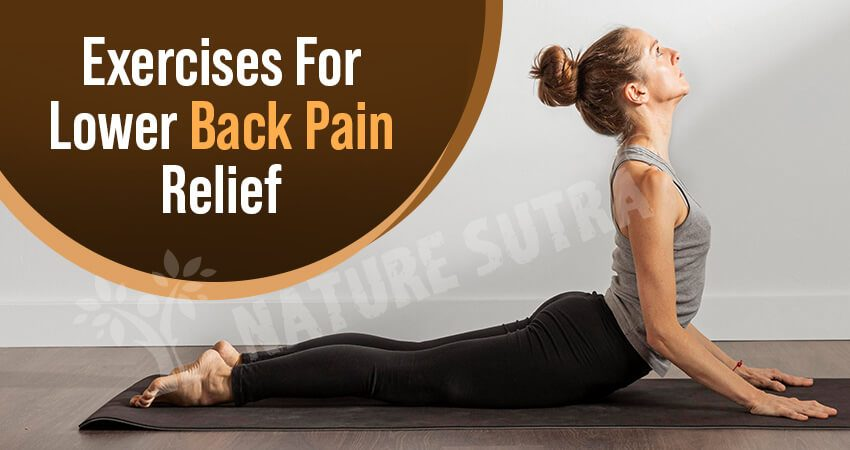 Exercises For Lower Back Pain Relief- Simple Back Workouts