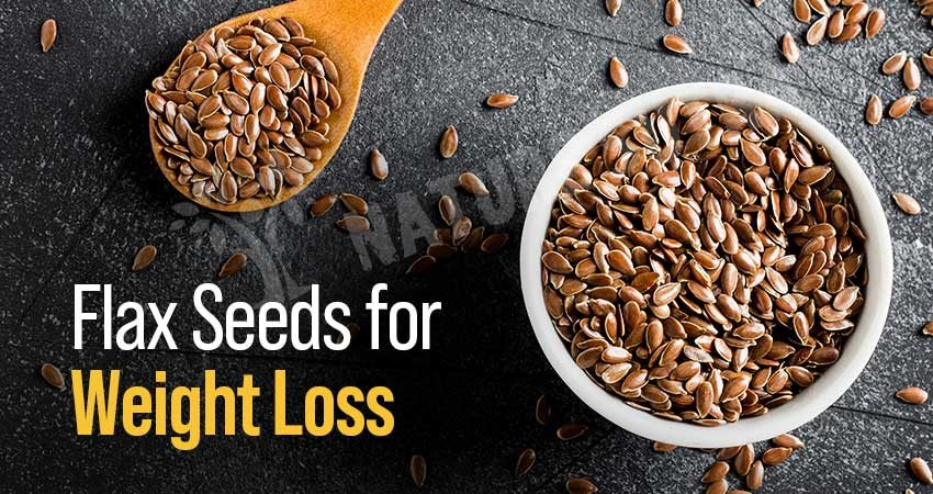 How to eat flax seeds for weight loss - benefits and side effects