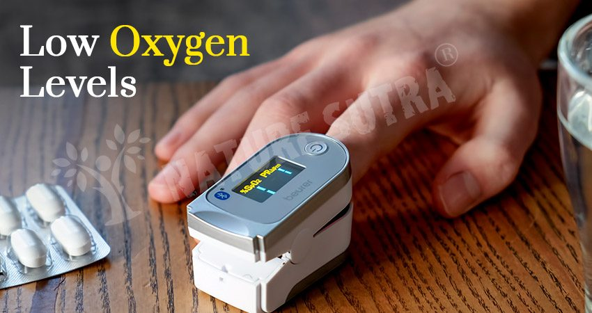 Low Blood Oxygen Levels: Symptoms, Causes and Treatment
