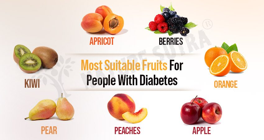 Most suitable fruits for diabetes: list of fruits people with diabetes can eat